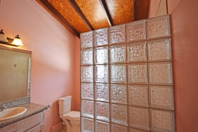 Shared Bathroom Upstairs