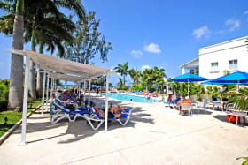 Access to nearby Beach Club with pool