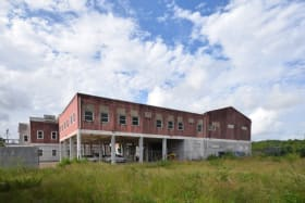 Arnold Christie Complex East view