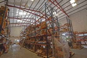 High Ceiling Warehouse