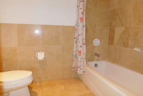 Third Bedroom Bathroom tub