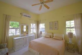 Refreshed master bedroom