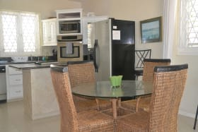 Open plan living/dining area & Kitchen