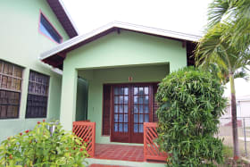 Two bedroom / 1 bathroom apartment with separate entrance