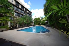 Large Pool and Deck