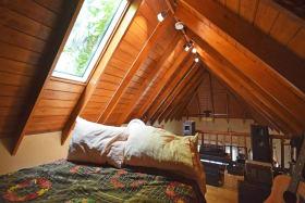 Cottage no 2's loft