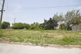 Lot 3 and Street