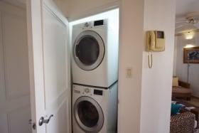 Washing Dryer Closet