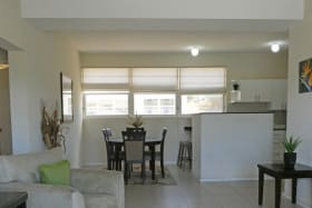 Open Plan Living - Dining - Kitchen
