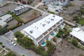 Aerial View of South Point Estate