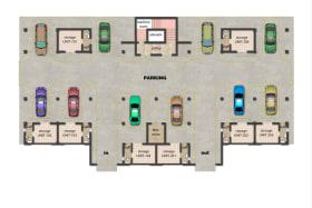Parking layout