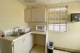 Kitchenette - ground floor
