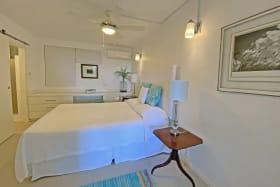 Attractive air conditioned bedroom