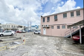 Ample parking & surrounding properties