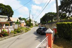Main Road view facing south