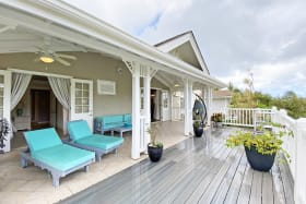 Extended deck