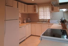 Large Equipped Kitchen - Laundry