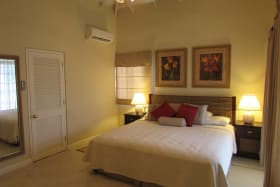 2nd Bedroom  Suite with Balcony