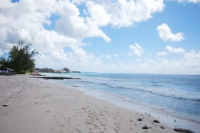 Beautiful Beach Opposite