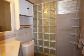 Bright Bathroom - Shower