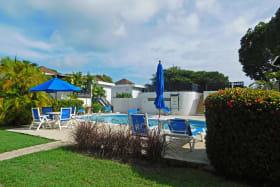 View of communal pool