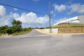 Entrance to Lears Busines Park