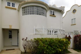 Entrance to the Townhouse