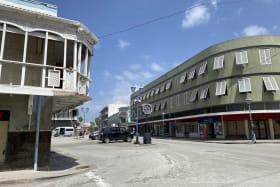 Broad Street looking West