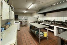 Divided Kitchen