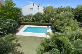 Overlooks Pool & Tropical Gardens