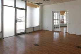 Additional office space with separate entrance from the main street