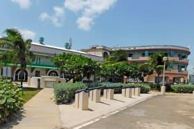 View of Carlisle House in Bridgetown Barbados