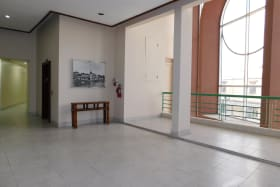 First Floor Foyer by the elevator