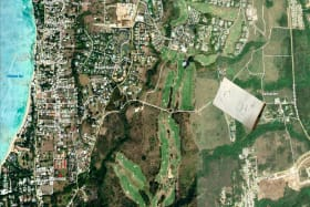 Plot is surrounded by lands owned primarily by Royal Westmoreland