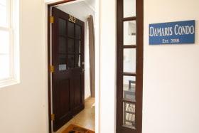 Entrance into Damaris