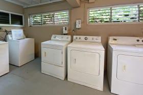 Shared laundry