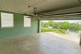 Large Double Garage