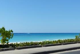 Main Road to Beach