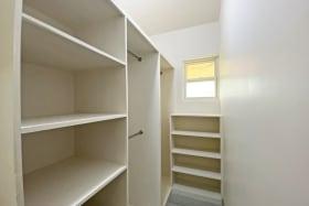 Second Walk-in Closet
