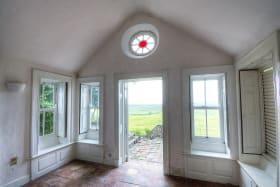 Bright Entry Foyer