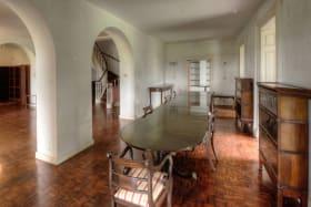 Semi-Open Plan Dining Room