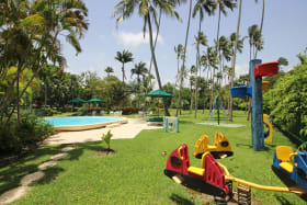 Kids Playground & Pool