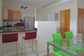 Dining and breakfast bar