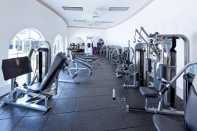 Well equipped Gym at Royal Westmoreland