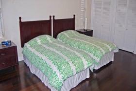 Bedroom 1 on ground floor