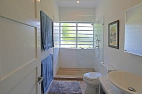 Guest/shared bathroom