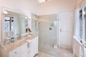 Master Bathroom in The Cottage