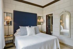Bedroom 2 in cottage