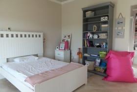 Upstairs Bedroom that is ensuite
