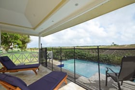 Heated Pool overlooking Country Views